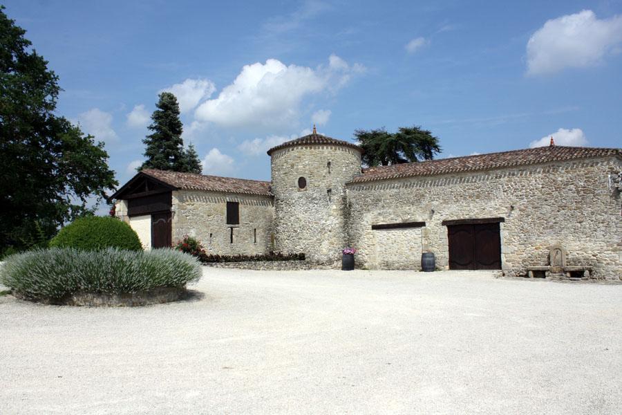 Bordeaux – Château Rouquette