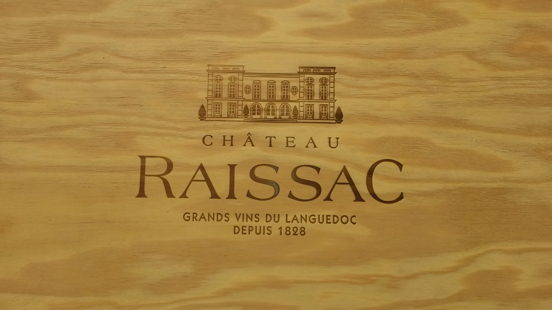 Languedoc – Château Raissac