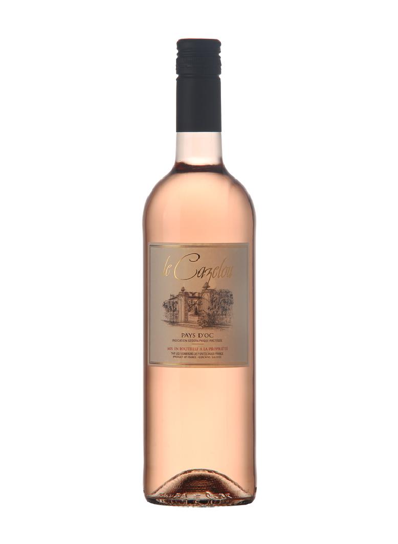 Le Cazelou rosé 2017/2018