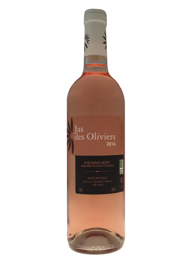 Jas des Oliviers rosé 2018
