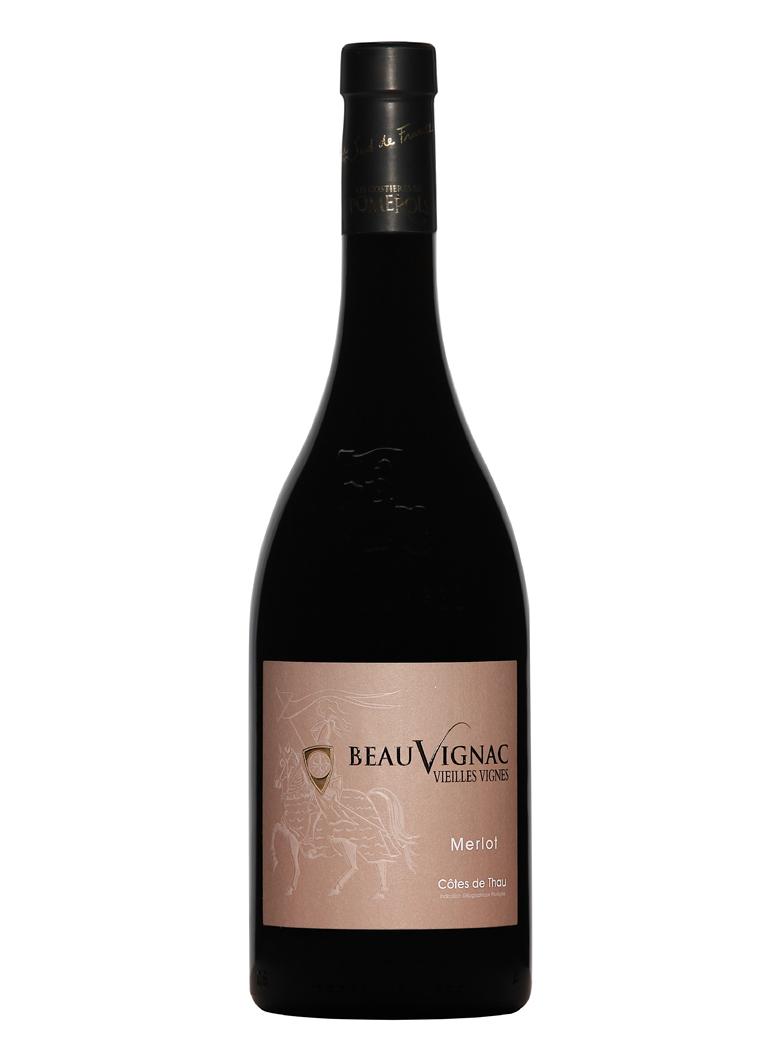 Beauvignac Vieilles vignes merlot 2017