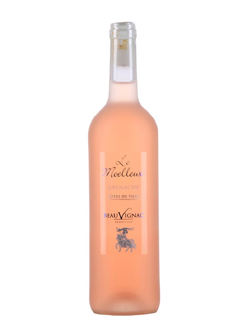 Beauvignac Moelleux rosé 2018