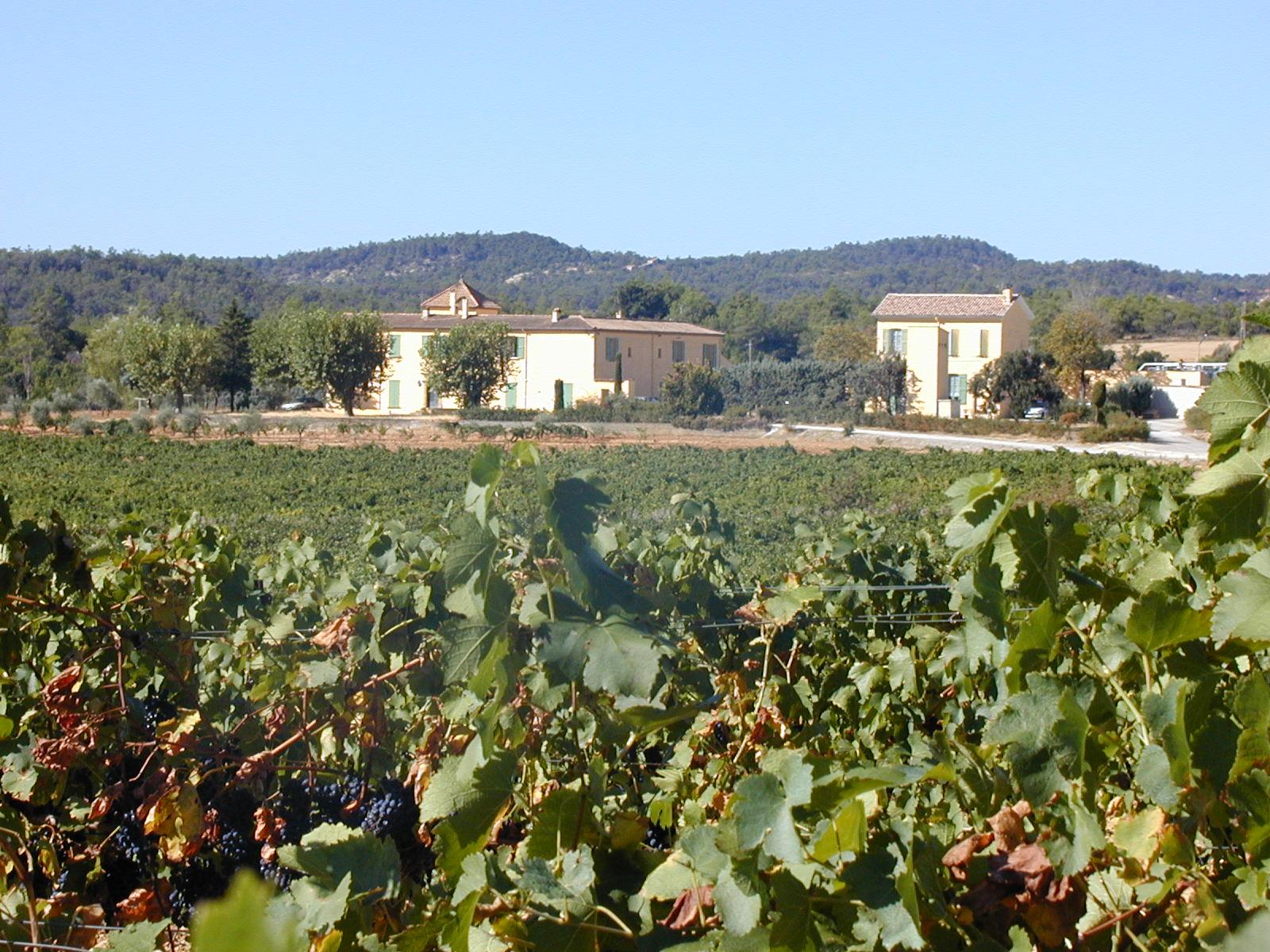 Pierrevert – Château Régusse