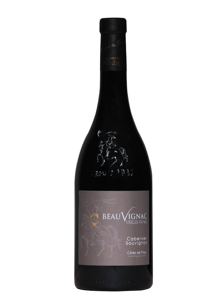 Beauvignac Vieilles vignes Cabernet Sauvignon 2017