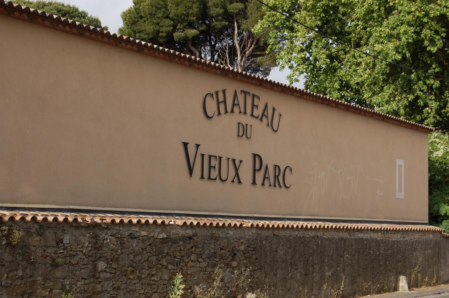 Corbières – Château du Vieux Parc
