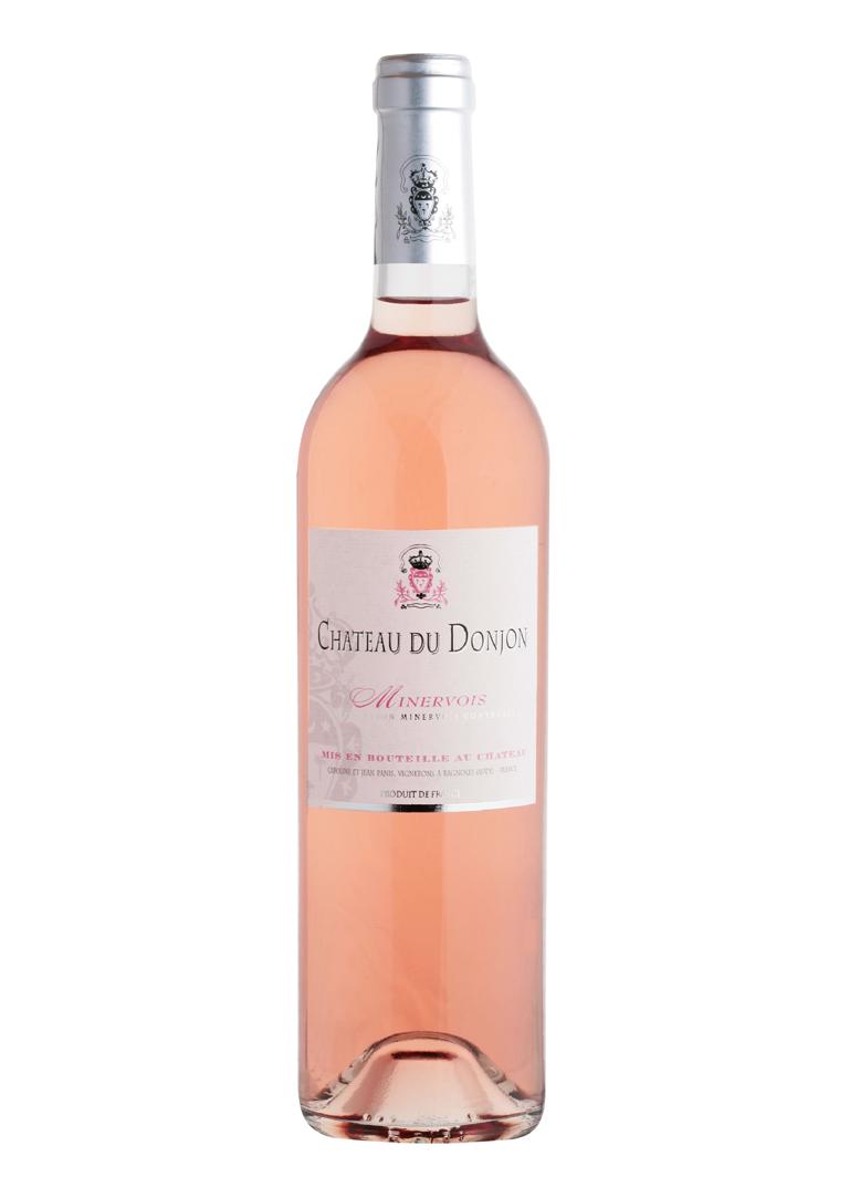 Château du Donjon rosé 2018