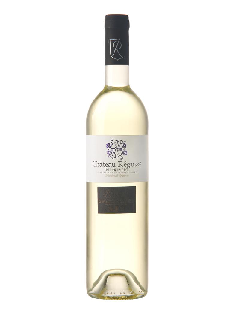 Château Regusse blanc 2018