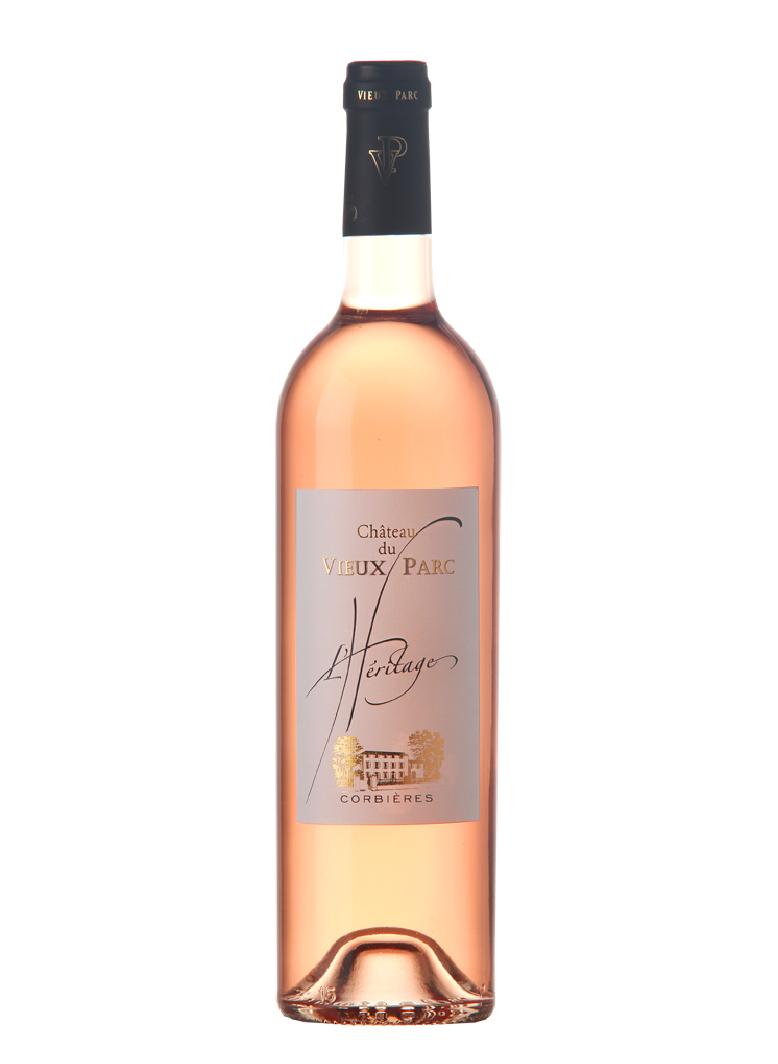 L'heritage 2017/2018 rosé