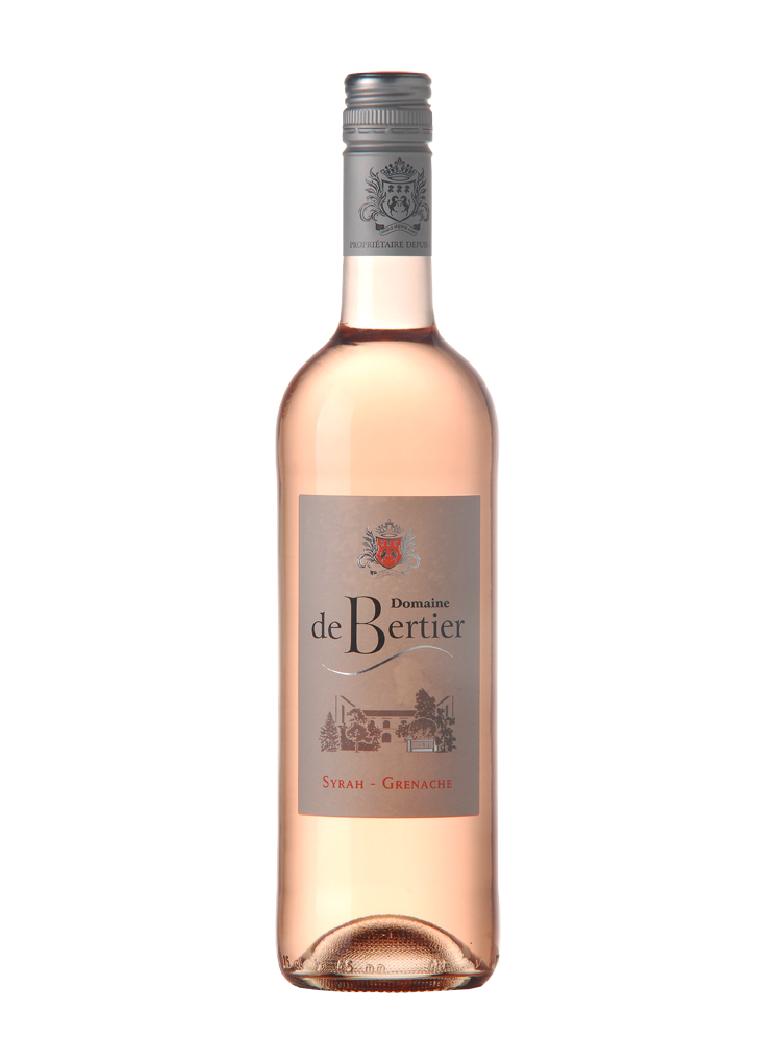 De Bertier rosé 2017/2018