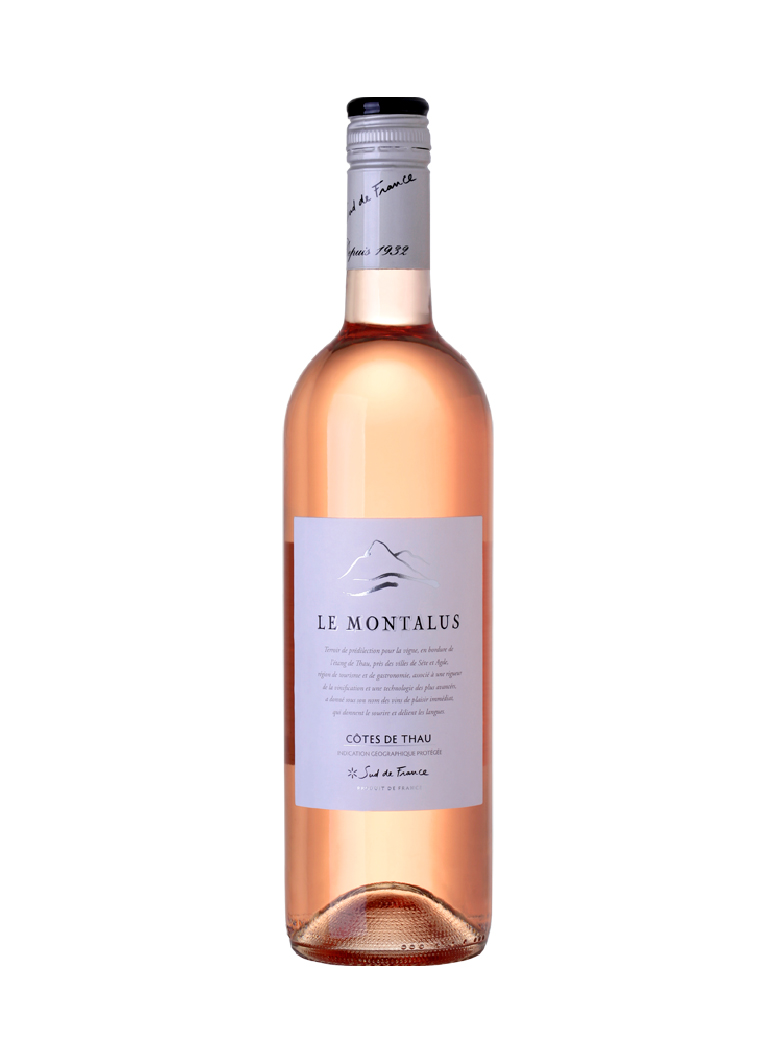 Montalus rosé 2018