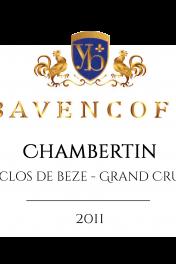Chambertin Clos de Bèze Grand Cru
